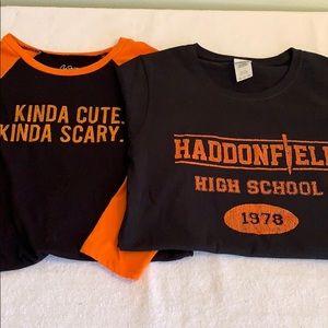 Women's Halloween Shirt Bundle